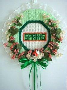 4 Seasons Spring Wreath