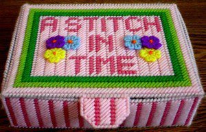 A Stitch In Time Sewing Box