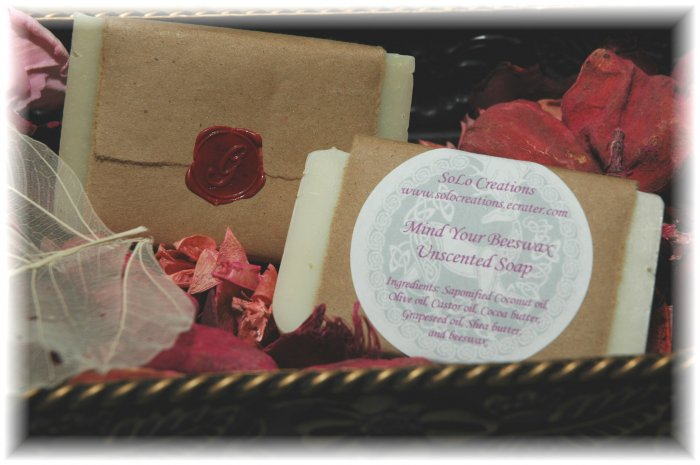 Mind Your Beeswax - Unscented for Sensitive Skin