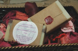 Cian's Cinnamon & Cloves Soap