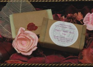 Dageus' Amber Musk Soap