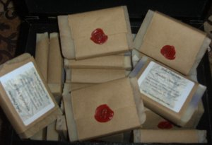 Hawk's Spiced Leather Soap