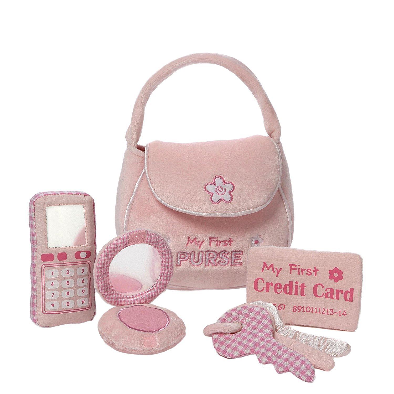 Gund Fun 4048450 My First Purse Stuffed Baby Playset