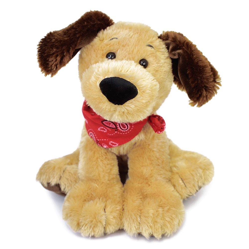 Gund Bandit Dog Stuffed Animal 9""