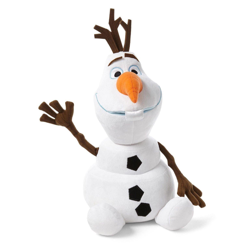 """Disney Frozen Olaf Medium 15"""" Plush"""