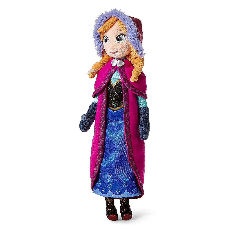 "Disney Frozen Anna Medium plush 16"""