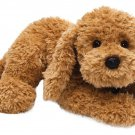 "Gund Muttsy 14"" Plush-Medium Golden Dog"