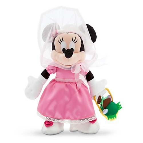 Disney Minnie Mouse Plush - Easter - Small - 9''