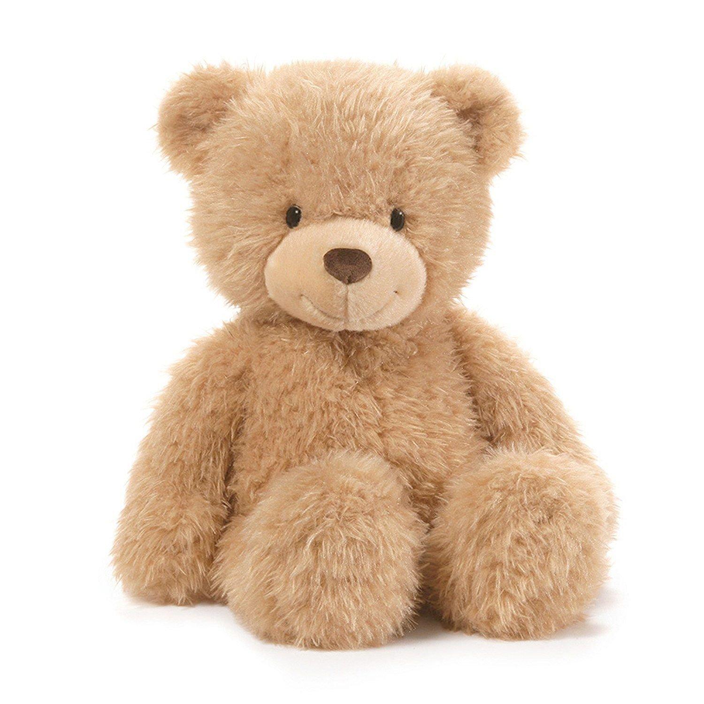 """Gund Ginger Bear Stuffed Teddy, 18"""""""