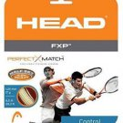 Head FXP 17g Half Set, White, 5 Packages of String,  NWT