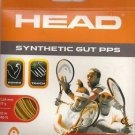 Head Synthetic Gut PPS 17g, Gold, 6 Packages of String,  NWT