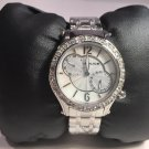 Police Women's Watch, Silver, PL-12535MS/28M, NWT