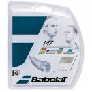 Babolat M7, Natural, 16 Gauge, 3 Packages of Tennis String,  NWT