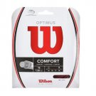 Wilson Optimus 16 Tennis String, Red, 3 Packages of String, NWT