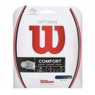 Wilson Optimus 16 Tennis String, Blue, 3 Packages of String, NWT