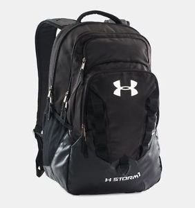 Under Armour Storm Recruit Backpack, Black, NWT