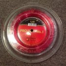 Kirschbaum Pro Line No. 1 Partial Tennis Reel, Red, 1.15g