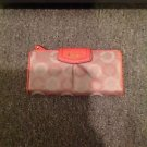 Coach Ashley Dotted Op Art  Slim Envelope Wallet, F48050, NWT-7