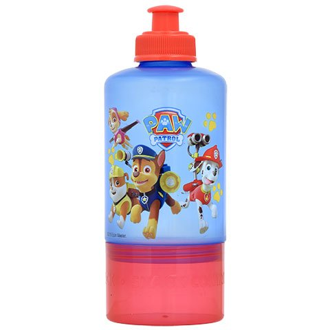 Zak Nickelodeon Paw Patrol Pull-Top Jugs with Attachable Snack Containers