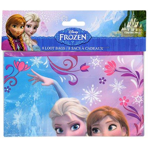 Disney Frozen Loot Bags, 8-ct. Packs