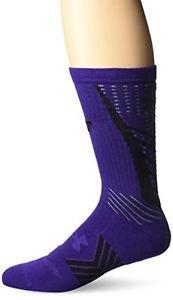 Under Armour Men's Undeniable Crew Sock - Steph Curry Edition Socks (Large) U484