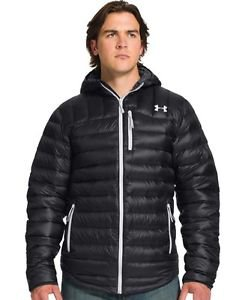 Under Armour Mens UA Storm ColdGear Infrared Turing Hooded Down Jacket - 1246880