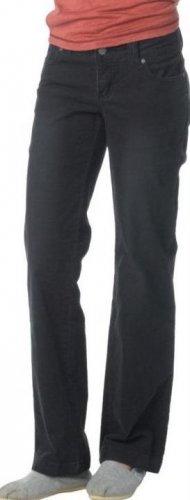 prAna Women's Canyon Cord Pants (Sz 10, Black or Espresso) W4CCRG313