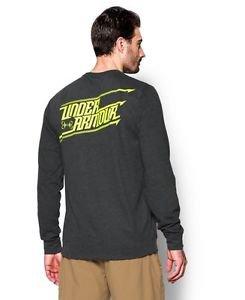 Under Armour Men's UA Shoreline Crew Long Sleeve Shirt (Large) 1271717