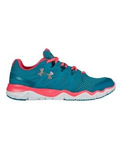 Under Armour Women's UA Micro G Optimum Running Shoe - Gray or Blue 1255125