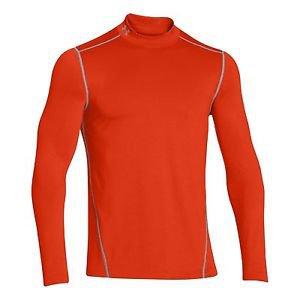 Under Armour Men's UA ColdGear Evo Fitted Mock Long Sleeve Shirt - 1248945