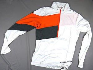 Pearl Izumi Men's LAUNCH Half Zip Cycling Jersey Long Sleeve Shirt  0712