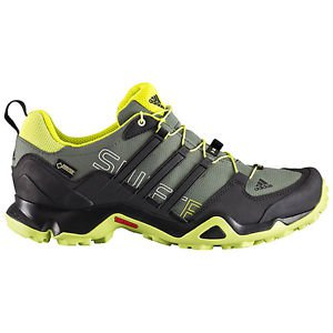 adidas outdoor Terrex Swift R Gore-Tex XCR Waterproof Trail Running Shoes B40652