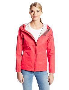 Lole Women's Cumulus Rain Jacket - (size XL, Pink) LUW0220