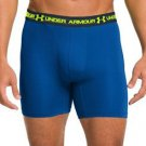 "Under Armour Men's UA Mesh Series 6"" Boxerjock Boxer Briefs - 1228447"