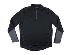 Under Armour Men's UA ColdGear® Infrared Survivor ¼ Zip Warm-Up Shirt 1248339