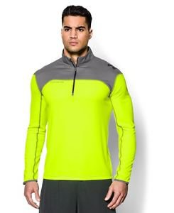Under Armour Men's UA Combine Training Acceleration 1/4 Zip LS Shirt - 1255341