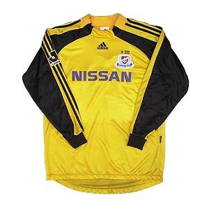 00 Yellow Goalkeeper Uniform (Standard)