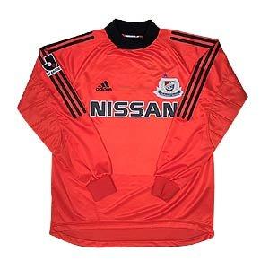 02 Red  Goalkeeper Uniform (Standard)