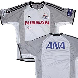03 Authentic Away Short Sleeve (Full Sponsor)