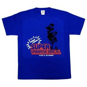 07 Yamase Brothers T-Shirt (Blue)
