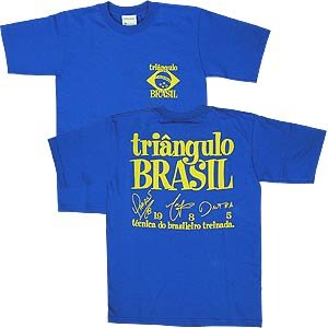06 Triangulo Brasil T-Shirt