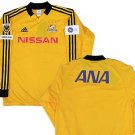 05 Yellow Goalkeeper Uniform (Full Sponsor)