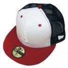 Tricolore Mesh Cap