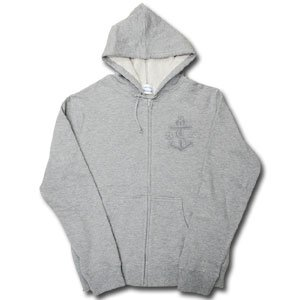 07 Mens Hoodie (Gray)