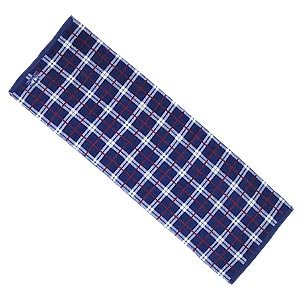 Checked Sports Towel