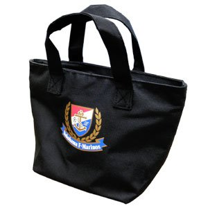 Emblem Tote Bag (Mini) (Black)