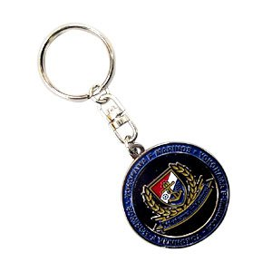 Double Sided Key Ring (1)