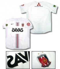 07 Urawa Reds Away Short Sleeve