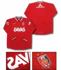 07 Urawa Reds Home Long Sleeve