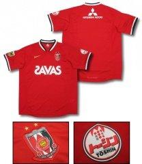 07 Urawa Reds Home Short Sleeve